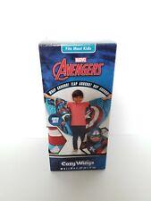 Marvel Avengers Captain American Cozy Wings Blanket