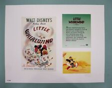 """Disney 11"""" x 14"""" Whirlwind Lithograph Print by OSP Publishing"""