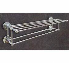 NON HEATED TOWEL RACK WITH RAIL