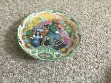 The Wizard Of Oz The Merry Old Land Of Oz Musical Plate