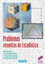 PROBLEMAS RESUELTOS DE ESTADISTICA -. ENVÍO URGENTE (ESPAÑA)