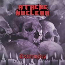 ATACKE NUCLEAR: Exterminio CD Thrash Metal Brazil DRI Nuclear Assault Sepultura
