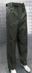 Genuine British Royal Marines No1B/C No5 Barrack Dress Uniform Trousers Lovat