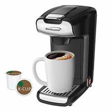 Brentwood Appliances Ts-110bk K-cup Single Serve Coffee Maker (ts110bk)