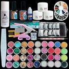 Latorice 36 in 1 Acrylic Nail Kit Set Professional With Everything, Nail Art Set