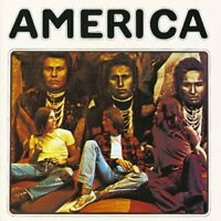 America - America (NEW CD)