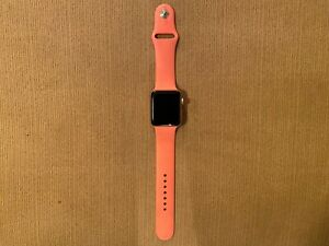 Apple Watch Series 3 42mm Aluminum Case with Multiple Sport Bands