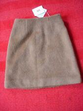 NWT Orla Kiely Wool Mohair Blend A-Line Short Mini Skirt US 4 UK 8 Euro 36 New