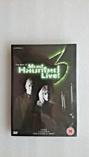 The Best Of Most Haunted Live! - Vol. 3 (DVD, 2005, 2-Disc Set)