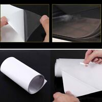 Car Paint Protection Vinyl Film Sticker Clear 15CMx3M Protective Film NT5C