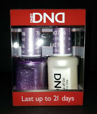 DND Daisy Soak Off Gel Polish Orchid Lust 706 LED/UV 15ml gel duo NEW