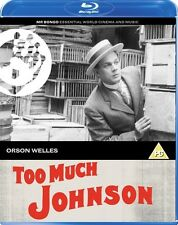 Too Much Johnson (2015, Blu-ray NEW)