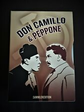 Don Camillo & Peppone - Sammleredition DVD. Klassiker.
