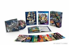 SNK 40th ANNIVERSARY COLLECTION [PS4] Limited Edition New & Factory Sealed RARE