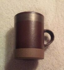 RARE: SMALL CUP by MASTER POTTER ROBIN WELCH, ENGLAND 1975. PRISTINE CONDITION