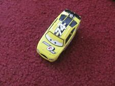 Disney's Cars Sidewall O Shine plastic tires loose