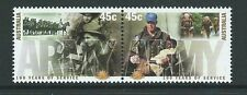 AUSTRALIA 2001 CENTENARY OF AUSTRALIAN ARMY UNMOUNTED MINT, MNH