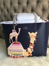 Kate Spade Spice Things up Camel Luvvie Len Tote WKRU5145
