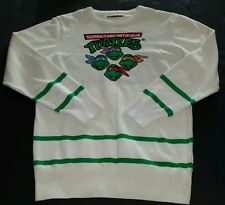 Teenage Mutant Ninja Turtles Men XL Pullover Sweater Nickelodeon Ripple Junction