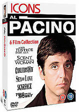 Al Pacino - And Justice For All/Scent Of A Woman/Carlito's Way/Sea Of Love/Scarf