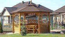 sechseckige pavillons mit holzgestell | ebay, Moderne