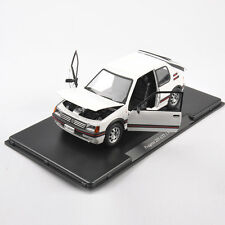 1/24 WhiteBox 1988 Citroen Peugeot 205 GTI 1.9 Alloy Diecast Cars Vehicles Model
