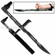 NEW Fantasy Arm Adjustable Blade Vampire Sword w/ Sheath ABR6754
