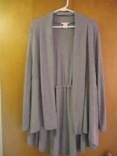 Sweet Romeo Sweater top Size L Gray color