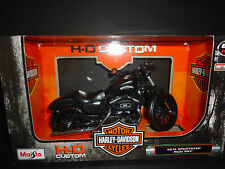 Maisto Harley Davidson Sportster 2014 Iron 883 Black 1/12