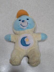 """Care Bear Bedtime Bear Easter Duck Costume Plush 8"""""""