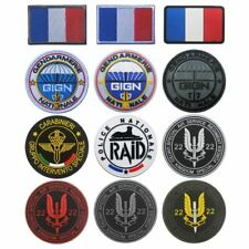Patch Armband  Badge France RAID Air Special Force