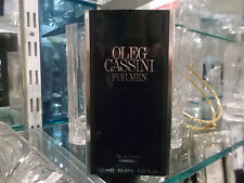 OLEG CASSINI For Men EDT Atomiseur 100 ml RARE VINTAGE perfume_profumo