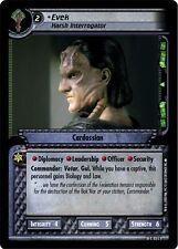 Star Trek Ccg 2E Energize Evek, Harsh Interrogator 2R115