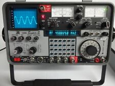 IFR 1200 SUPER S SERVICE MONITOR & ANALYSER TESTED A1 W/ NEW BATTERY