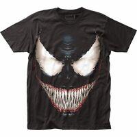 Venom Sinister Smile Marvel Licensed Adult T-Shirt