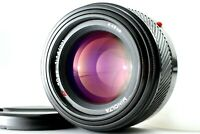 【MINT】MINOLTA AF 50mm F/1.4 For SONY α / MINOLTA A Mount Lens W/ Caps From JAPAN