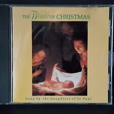 The Wonder of Christmas Carols Xmas Music Daughters of St Paul Kurt Kaiser Nuns