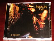Paradise Lost: Gothic / Lost Tapes CD + DVD Set 2008 Bonus Tracks Peaceville NEW