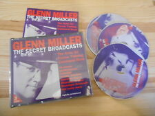 CD Jazz Glenn Miller - Secret Broadcasts : 3CD SET (80 Song) BMG / CONIFER