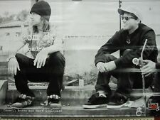VOLCOM skateboard MARK APPLEYARD CASWELL BERRY double sided ~BIG~ BANNER ~NEW~!!