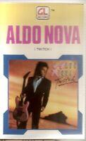 Aldo Nova .. Twitch. Import Cassette Tape
