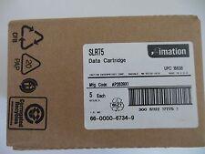 10 Pack NEW Imation 16838 SLR75 SLR 35/75GB Data Tape Cartridges Factory sealed