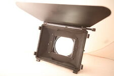 """Chrosziel Mattebox AC 411-50 mit Sunshade 4x4"""" Filterhalter (2x) + French Flag"""