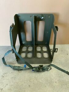 EX MILITARY NATO TWIN JERRY CAN HOLDER UNISUED