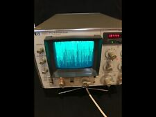 Hp 3580A Spectrum Analyzer HEWLETT-PACKARD sound analyzer machine