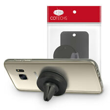 Magnetic Magnet Disc In Car Holder Air Vent Mount Kit For Huawei P9