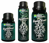 General Hydroponics Rapid Start - rapidstart root growth enhancer stimulate