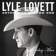 LYLE LOVETT Anthology Volume One Cowboy Man CD BRAND NEW