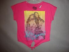 NWT Disney Shake IT Up  LET'S DANCE T-shirt Girls size Large L