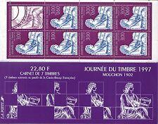 CARNET BC3053 NEUF ** LUXE NON PLIE - JOURNEE DU TIMBRE 1997 - TYPE MOUCHON 1902